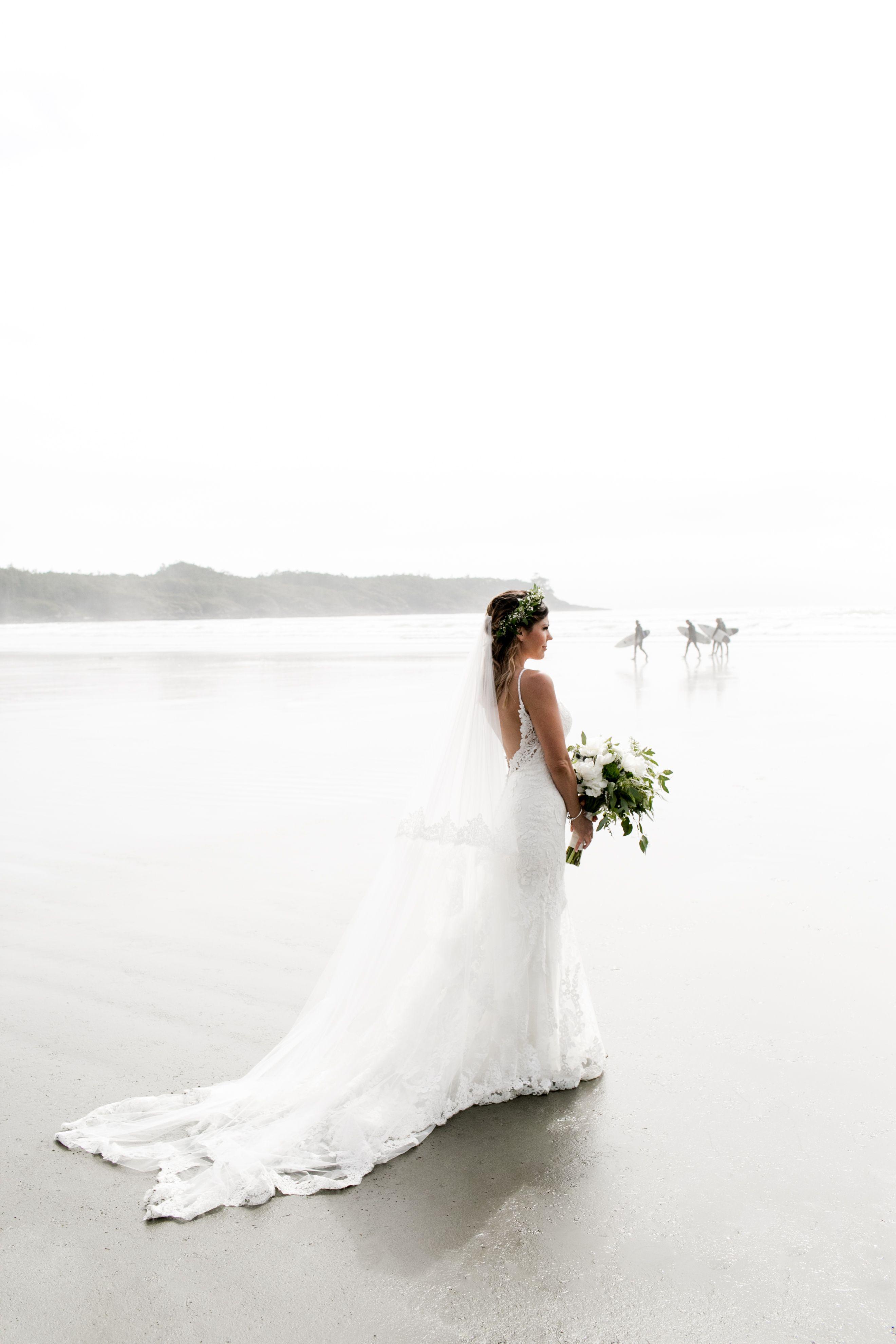 Long beach lighthouse wedding  Long Beach Tofino Vancouver Island  sabrina patrice  Pinterest