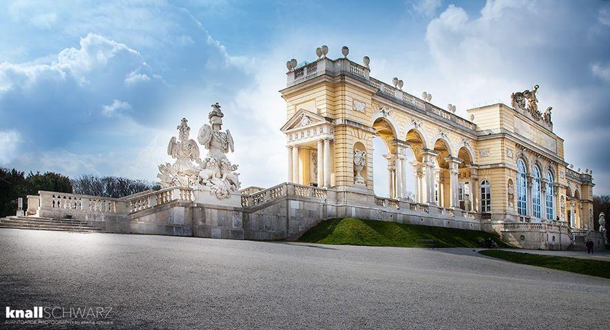 Gloriette • Schlosspark Schönbrunn