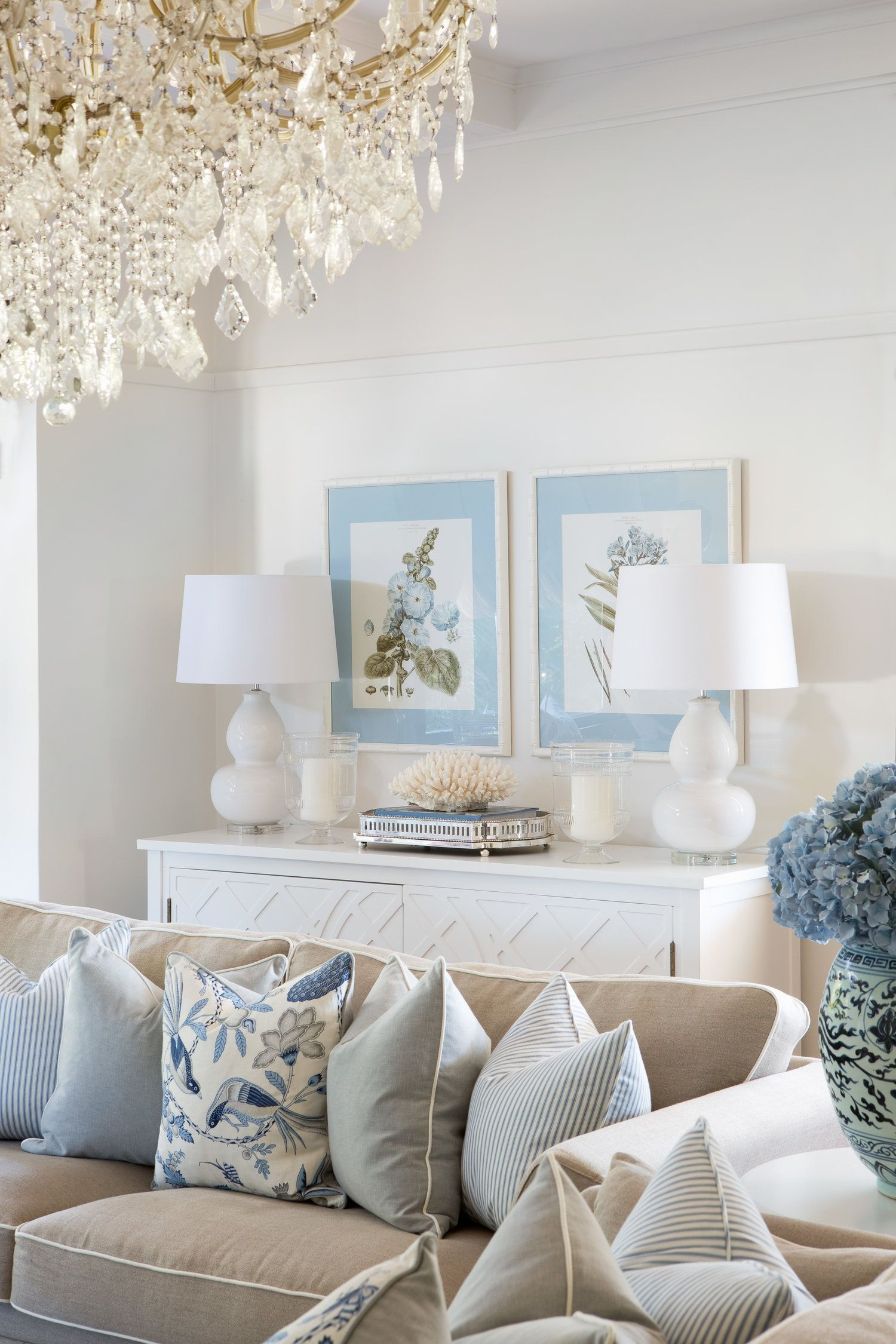 New American Classic Style Interior Decorating And Styling By