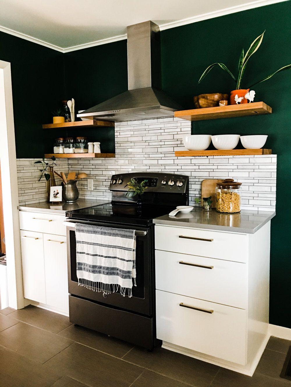 Modern Kitchen Renovation Tulsa Interior Design