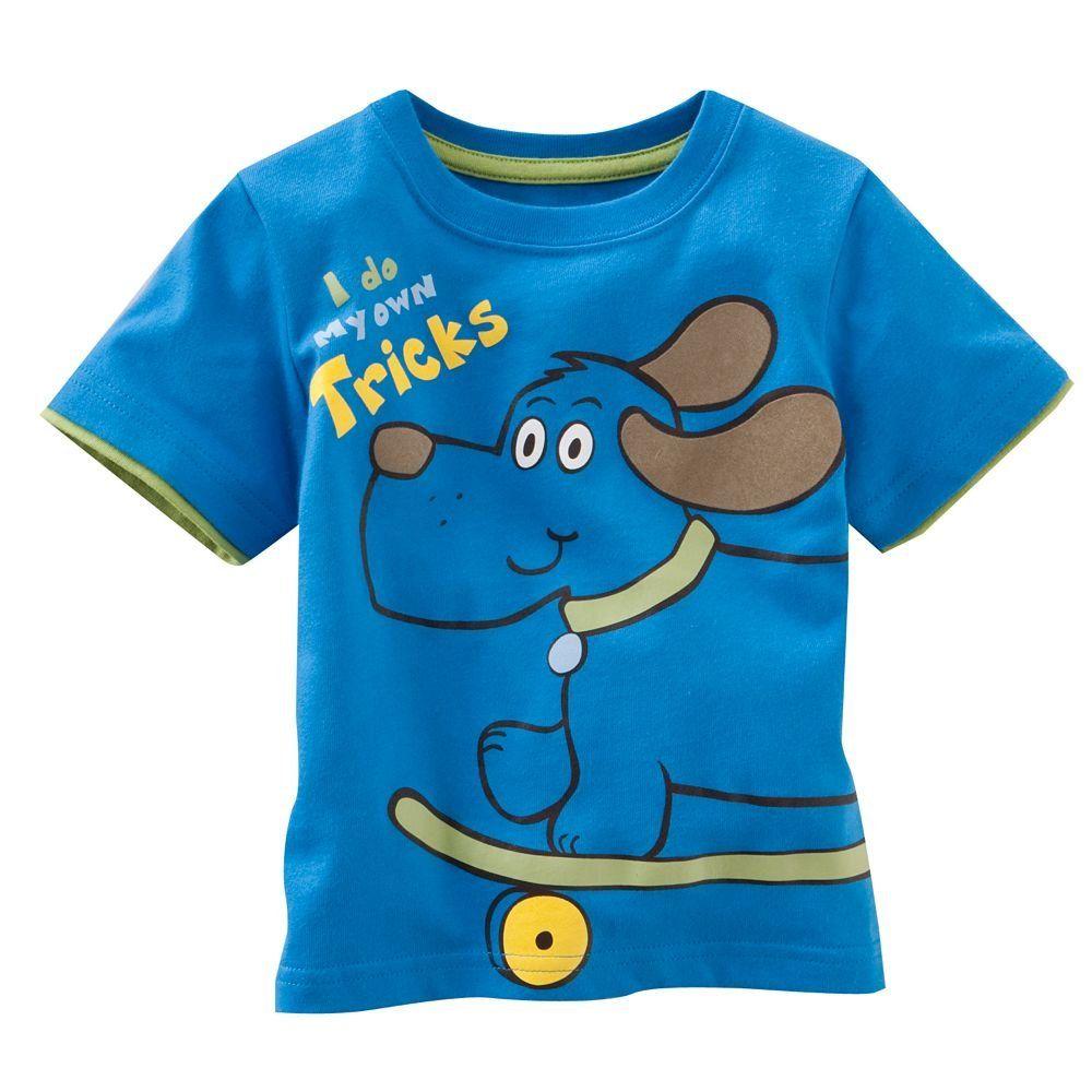 T-Shirts Kids Shirt Styles Children 20205wall.jpg