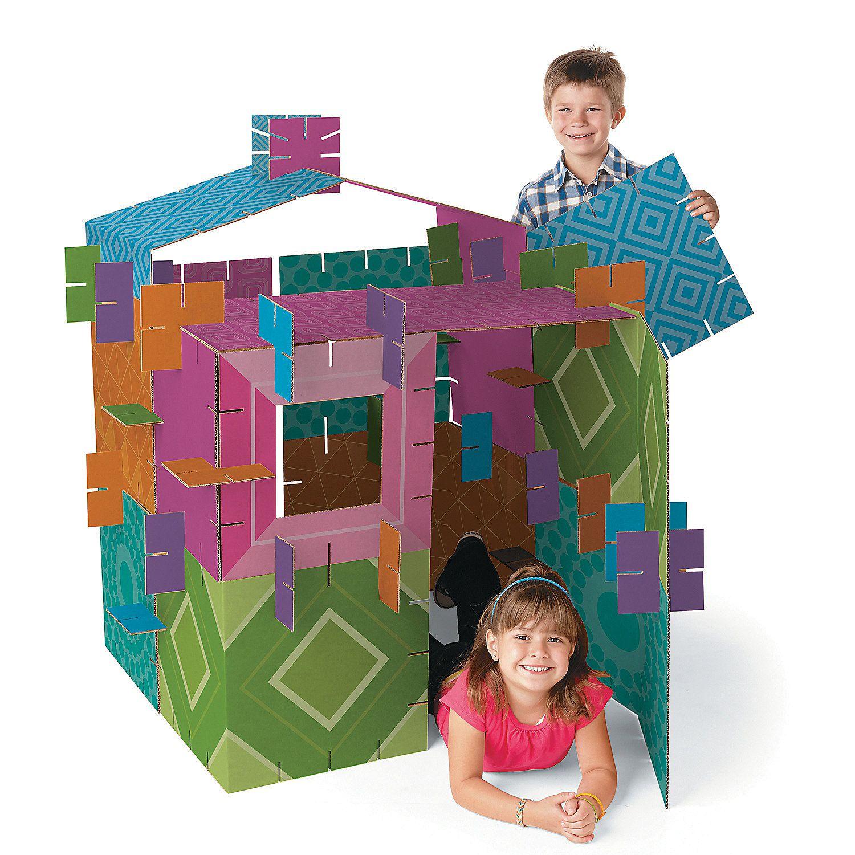 Build-Abouts: Giant Geometric Set