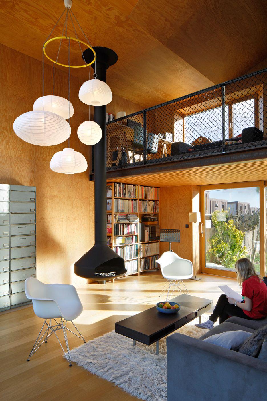 Mabire-Reich\'s Landscape House has decked roof terraces   Nantes ...