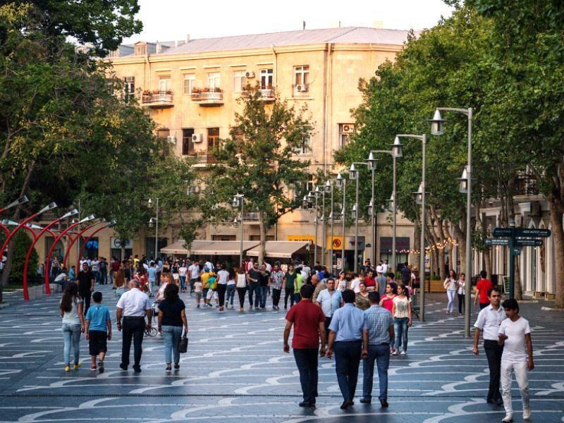 əhali Hesabati Dogulanlarin 53 Faizi Oglandir Novator Az Street View Scenes Views