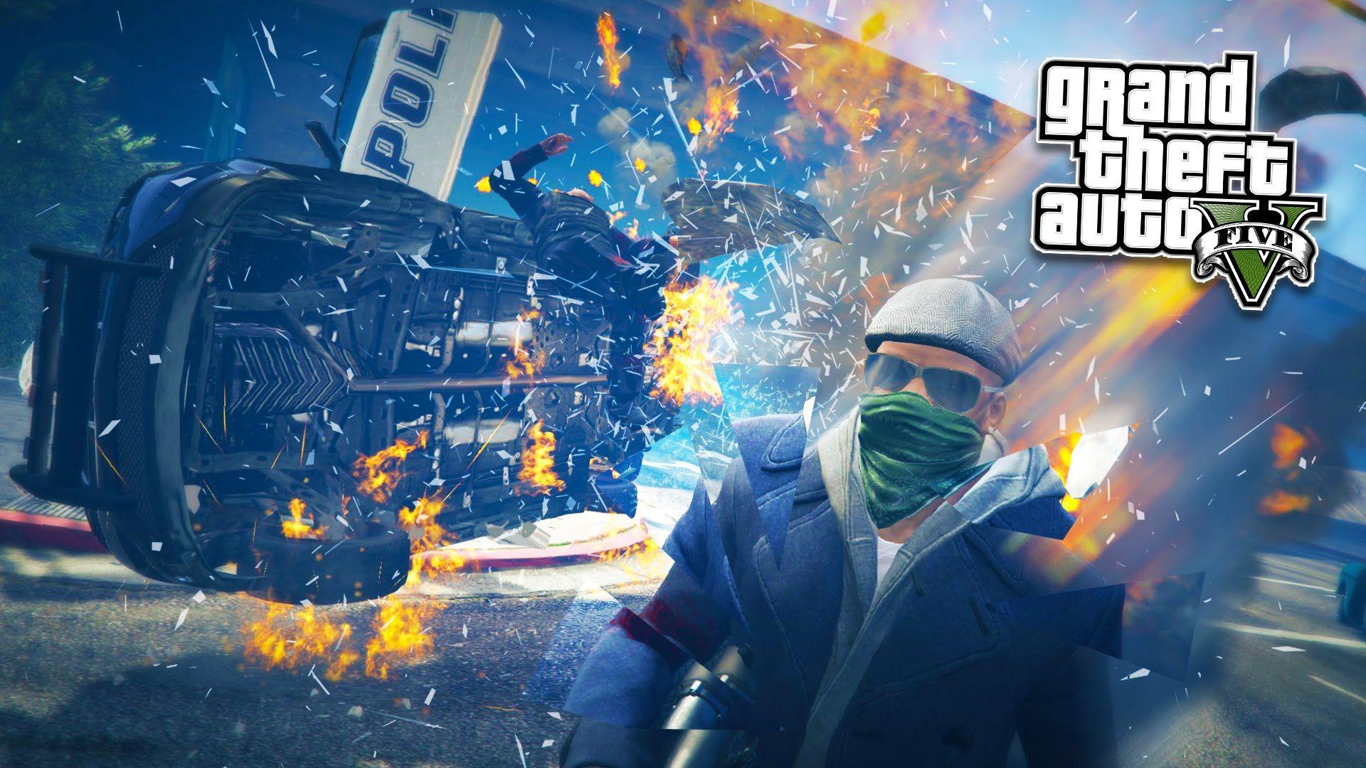 GTA 5 PC Mods - TIME CONTROL POWERS MOD!! GTA 5 Quantum