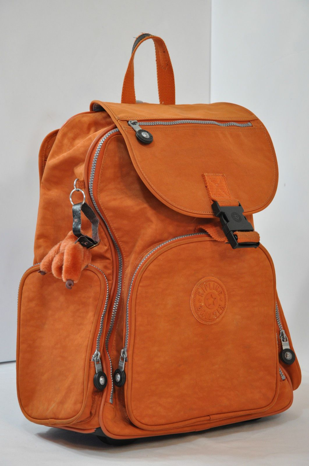 Orange Backpack Purse- Fenix Toulouse Handball 8053152b82f44