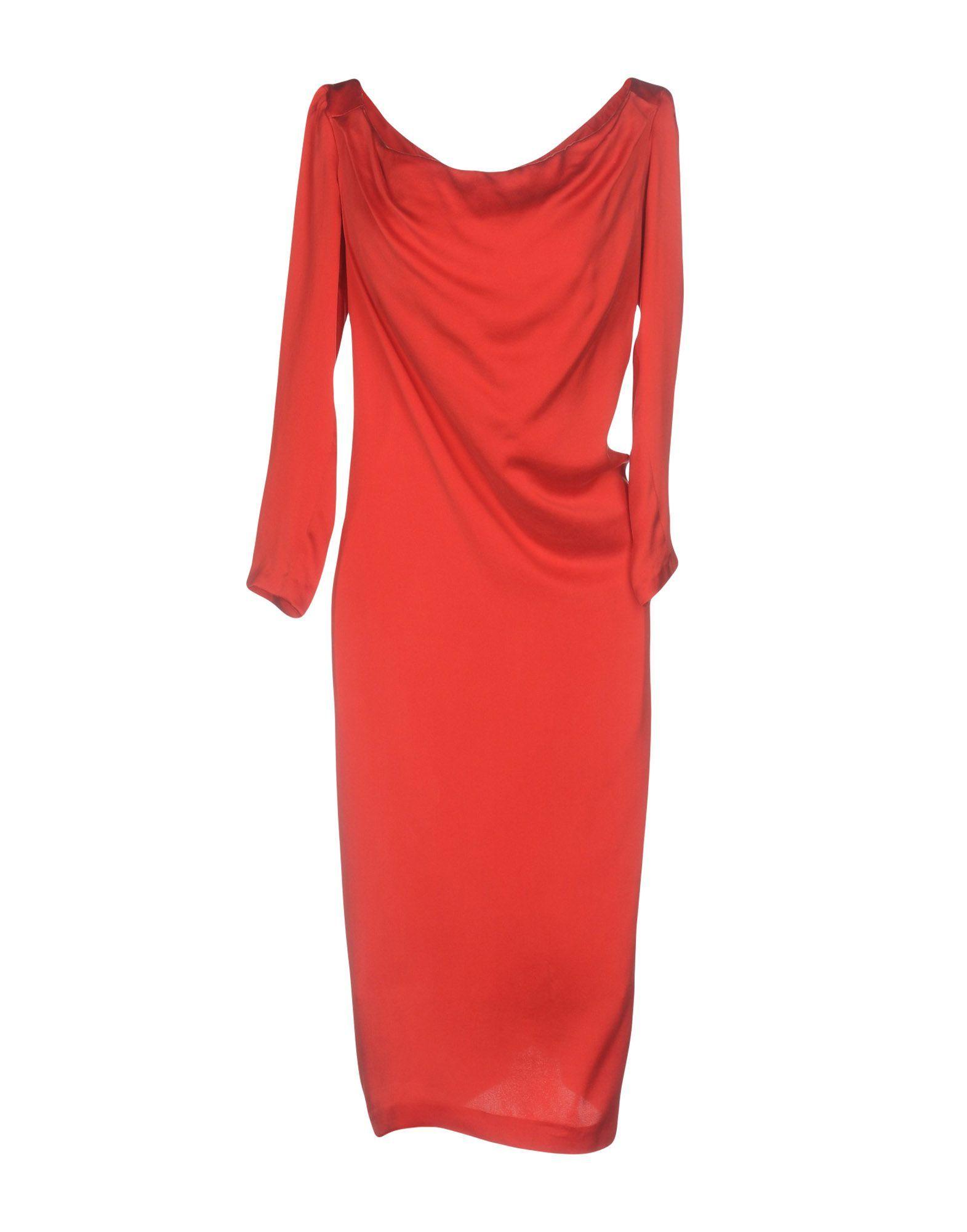 DRESSES - Knee-length dresses Blumarine zIW2p9Fx2d