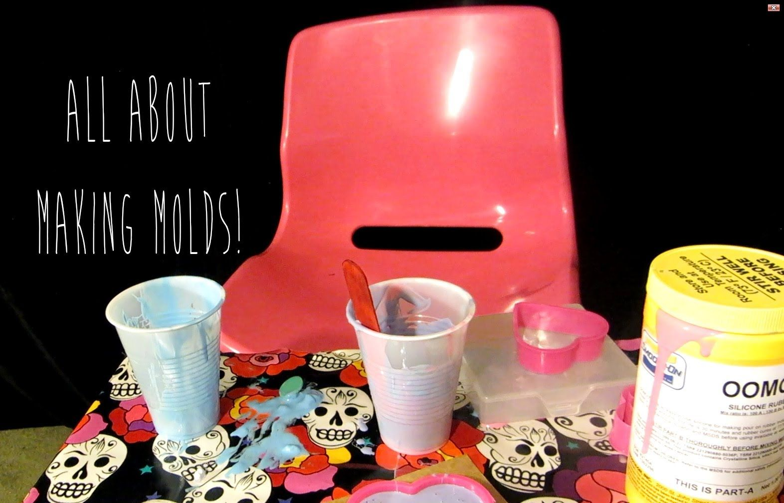 Complete guide to making molds three mold making methods