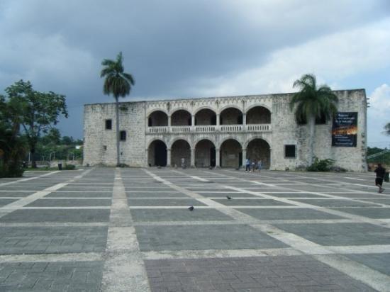 Alcázar de Colón aka Governors mansion. (Zona Colonial, Santo Domingo) The Columbus family home.