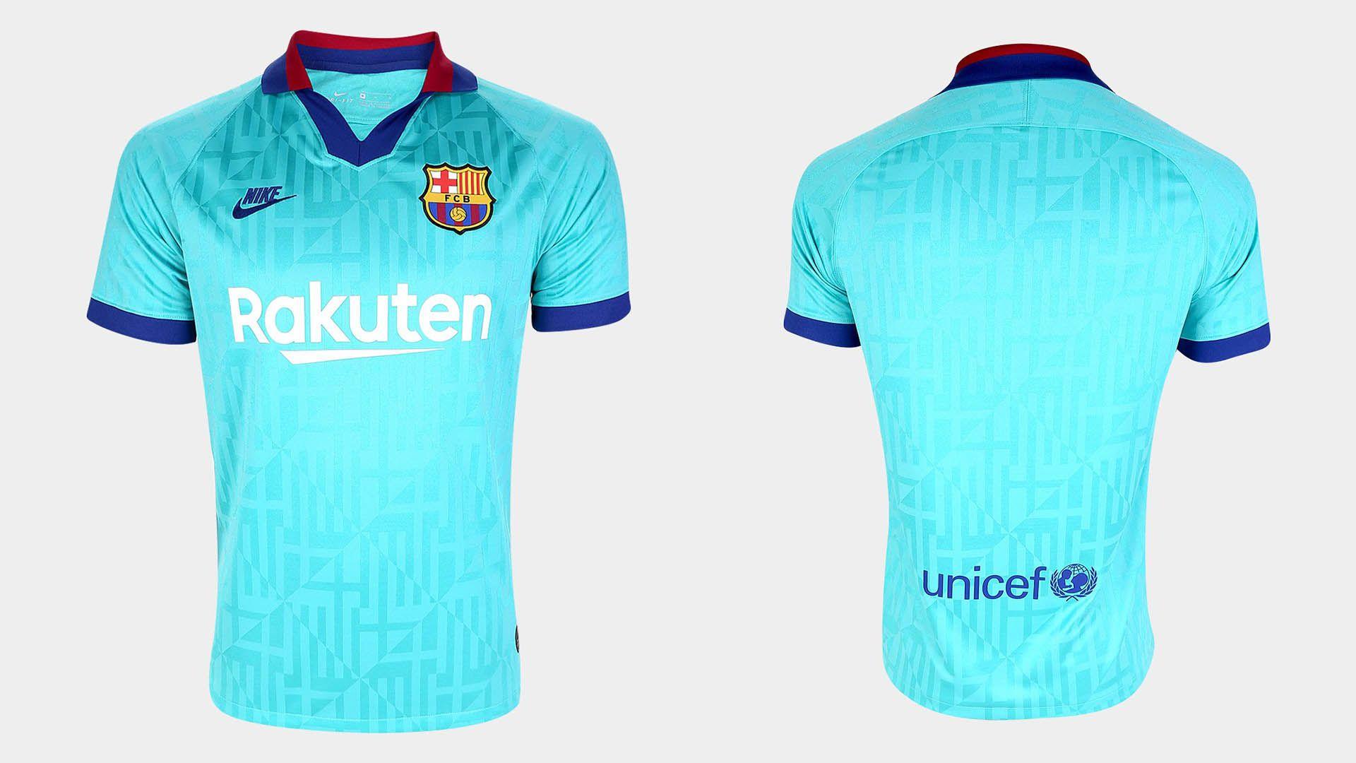 Conheça As 12 Camisas De Times Europeus Mais Bonitas Da Nike Camisa Barcelona Camisas De Times Nike