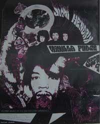 Jimi Hendrix Experience At The Portland Coliseum In Portland Oregon In 1968 Oregon Usa Oregon Jimi Hendrix