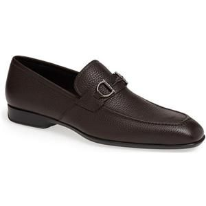 Salvatore Ferragamo 'Pompei' Leather Loafer (Men) | Nordstrom