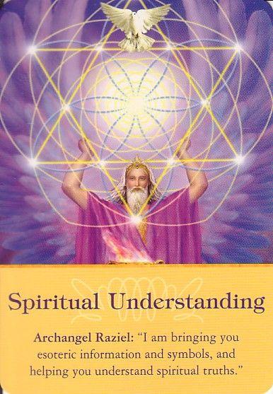 Archangel Raziel I Am Bringing You Esoteric Information And Symbols