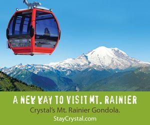 crystal peak gondola, washington | Cascade Mountains Washington Map ...