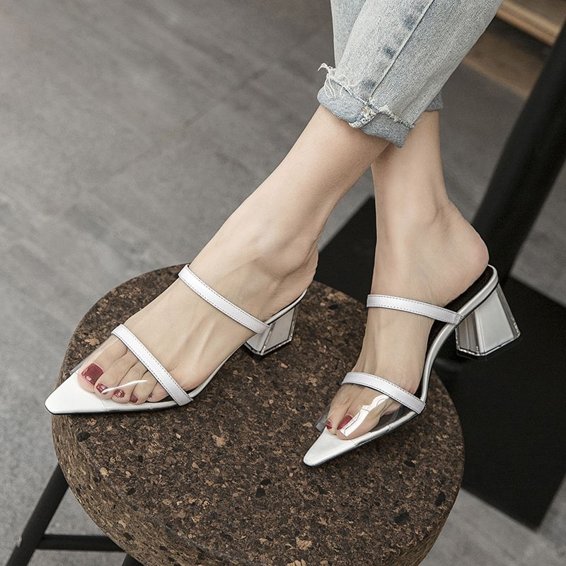 Chiko Kandahl Open Toe Block Heels Sandals is part of Open toe block heels, Block heels sandal, Sandals heels, Trending sandals, Chunky heels sandals, Kitten heel sandals - Chiko Kandahl Open Toe Block Heels Sandals feature open toe, approx  6 cm block heels, rubber sole
