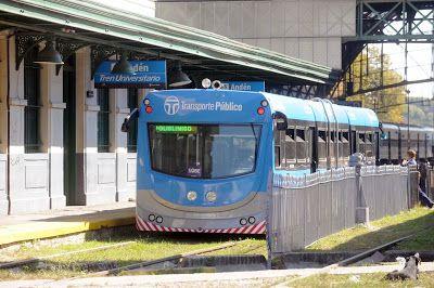 Piedra OnLine: ¿Buscan desfinanciar el Tren Universitario para te...