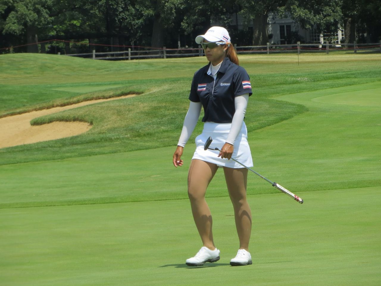 Lpgatights Golf Outfits Women Cute Golf Outfit Girl Golf Outfit