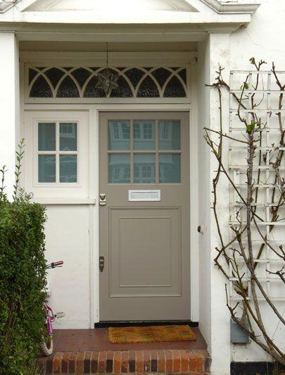 London Doors Front Door Twenties Door & London Doors Front Door Twenties Door | Exterior | Pinterest ... Pezcame.Com