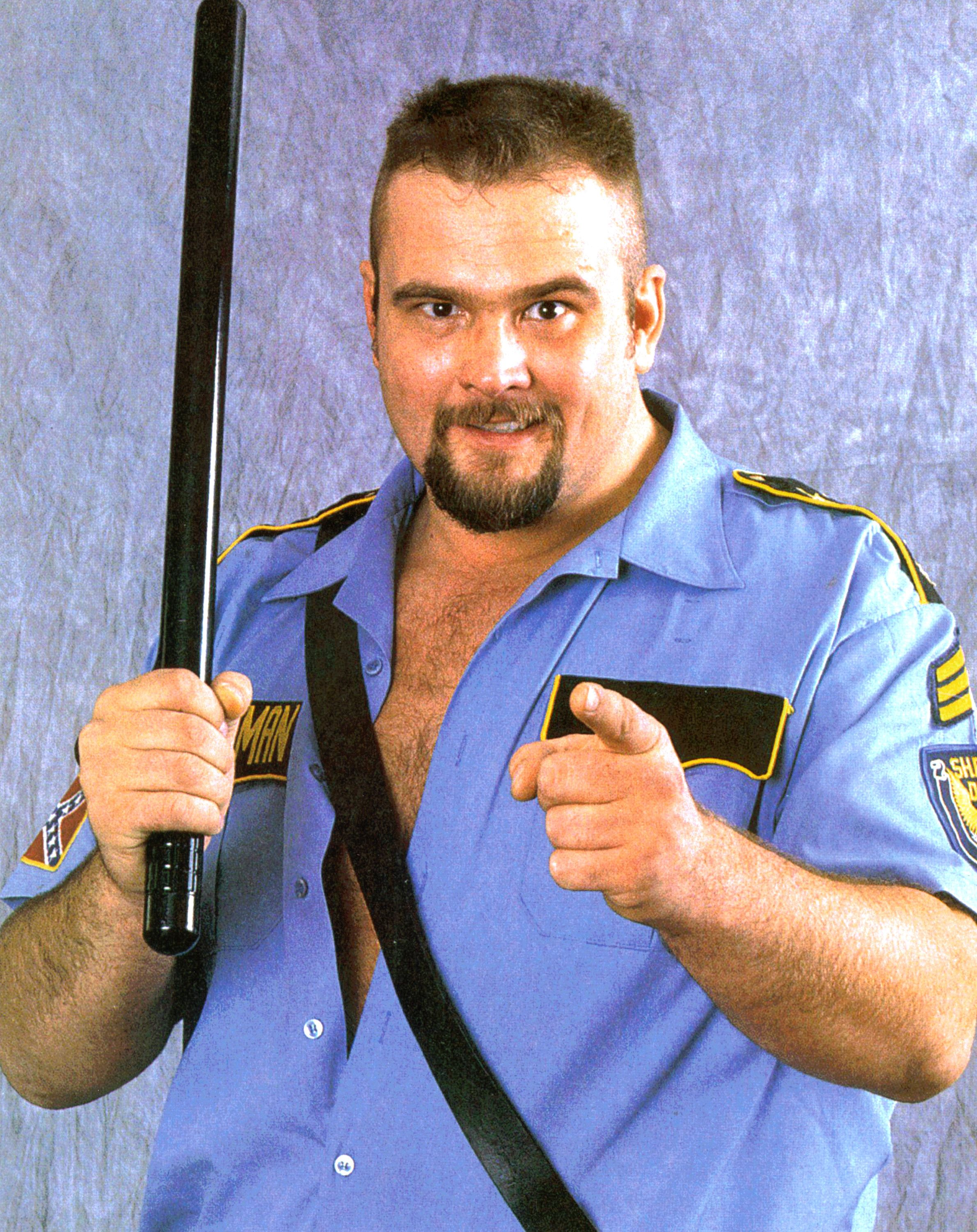 Big Boss Man One Of My Favorite Wrestlers From The 80s One Of Many