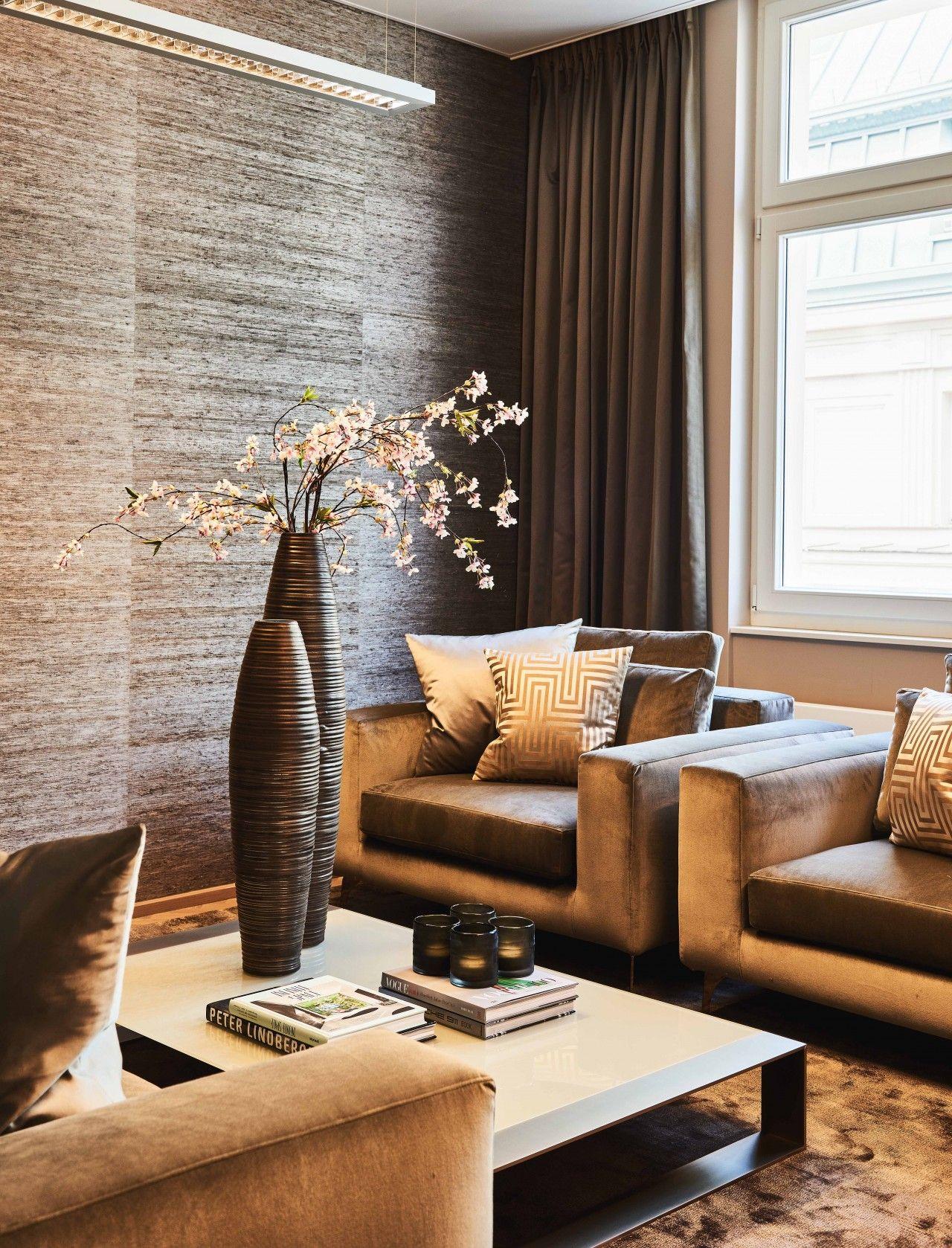 Austria / Vienna / Goldenes Quartier / Office Room / Cravt / Eric ...