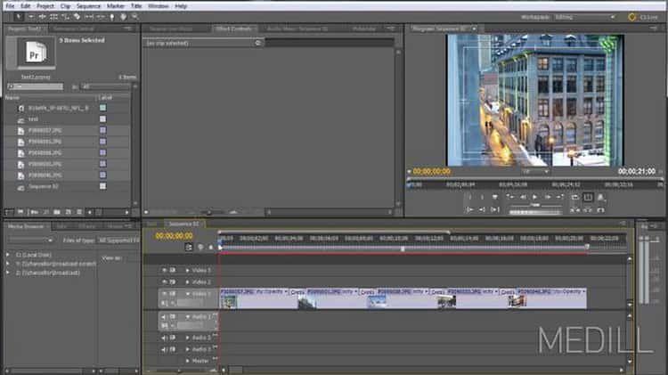 Photo Motion Effects Ken Burns Effect In Adobe Premiere Pro Cs5 Adobe Premiere Pro Premiere Pro Premiere Pro Tutorials