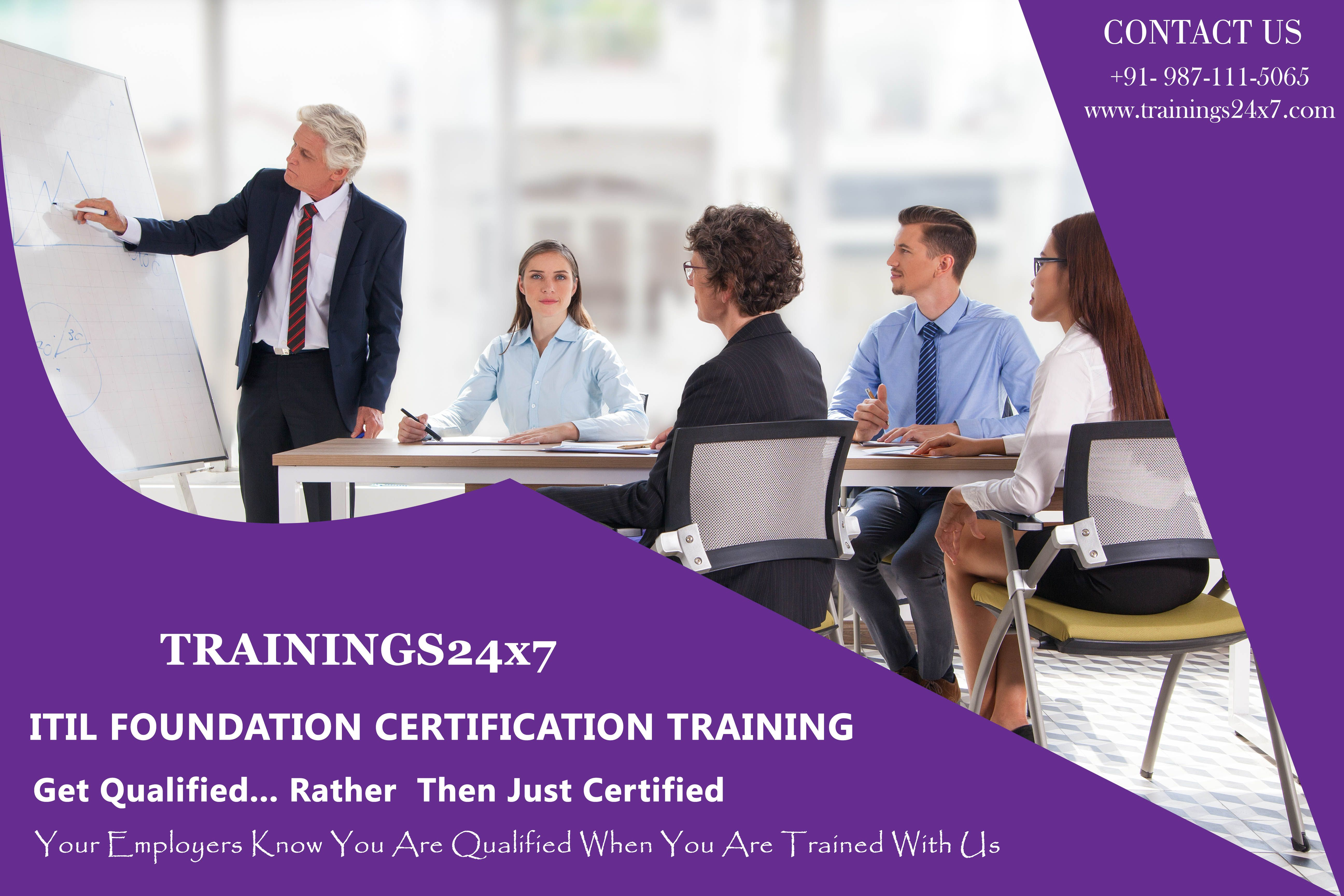Get Certification In Itil Foundation Join Our Upcoming Batch