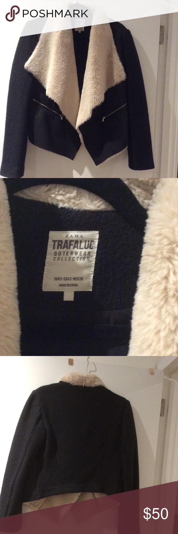 Zara Cropped Trafaluc Outerwear Collection Jacket Zara Clothes Design Trafaluc [ 1740 x 580 Pixel ]
