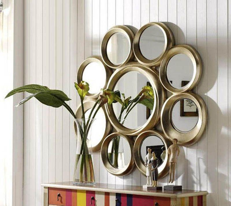 Espejos clasicos espejos barrocos espejos decorativos for Espejos decorativos economicos