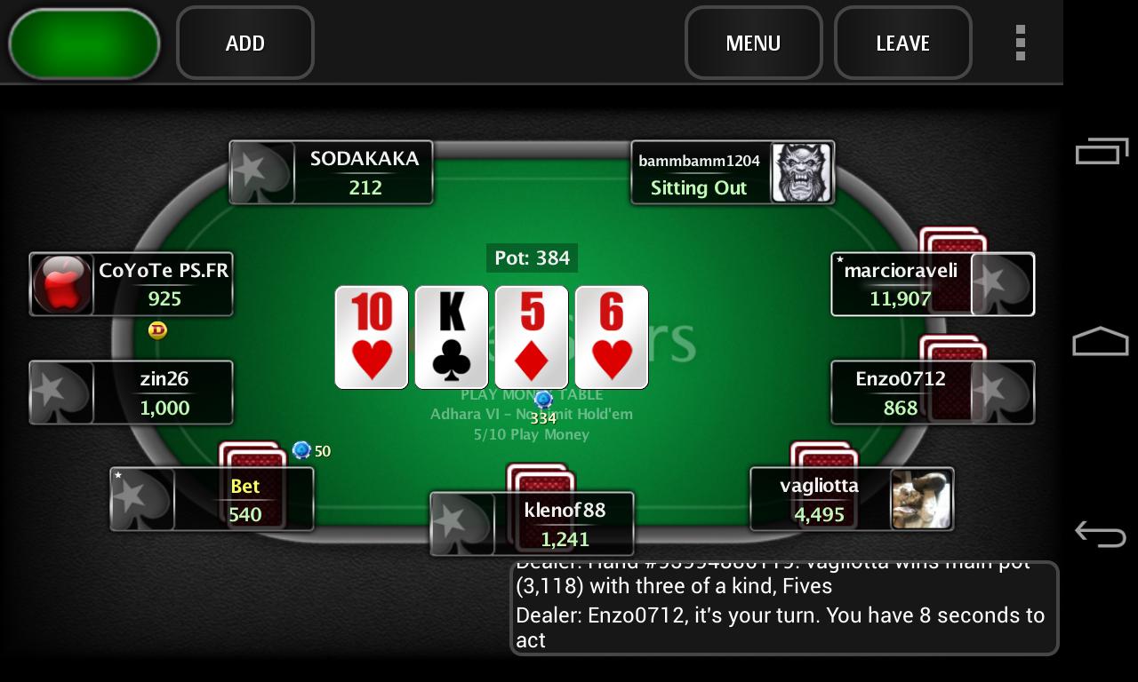 Онлайн покер стар реально скачать игровые автоматы бесплатно