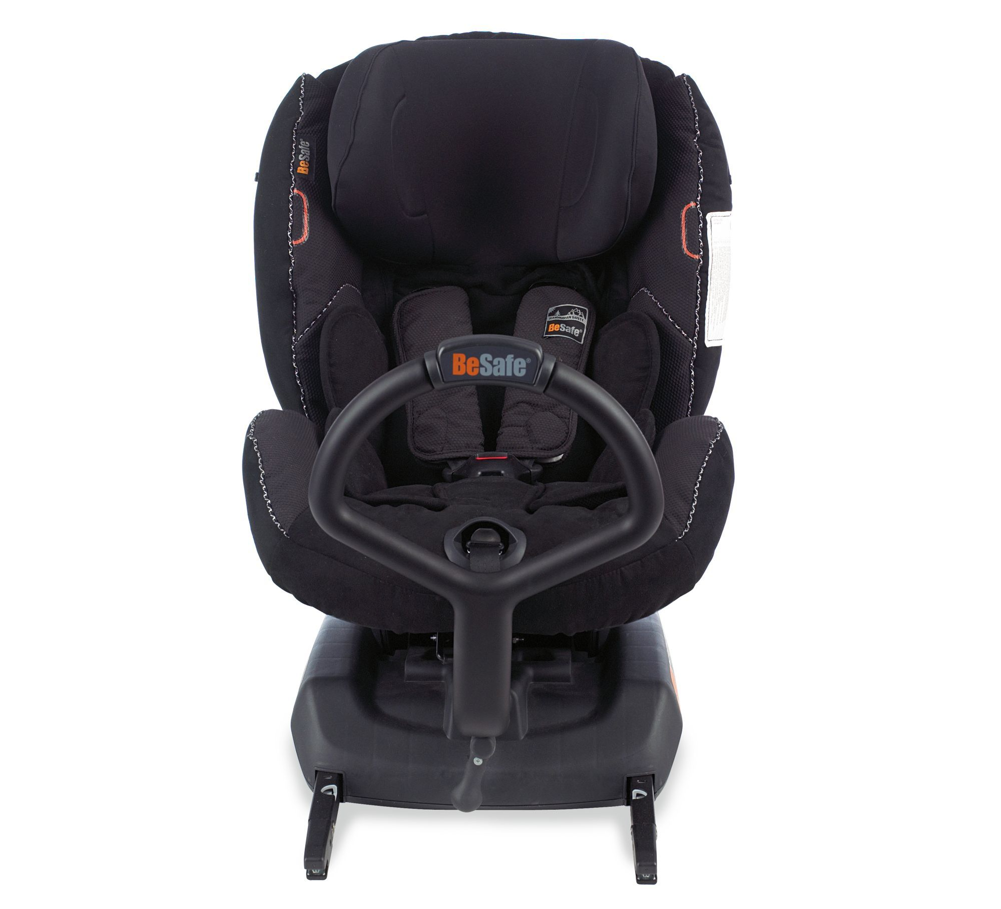 BESAFE iZi Combi ISOFIX Combination Car Seat Black