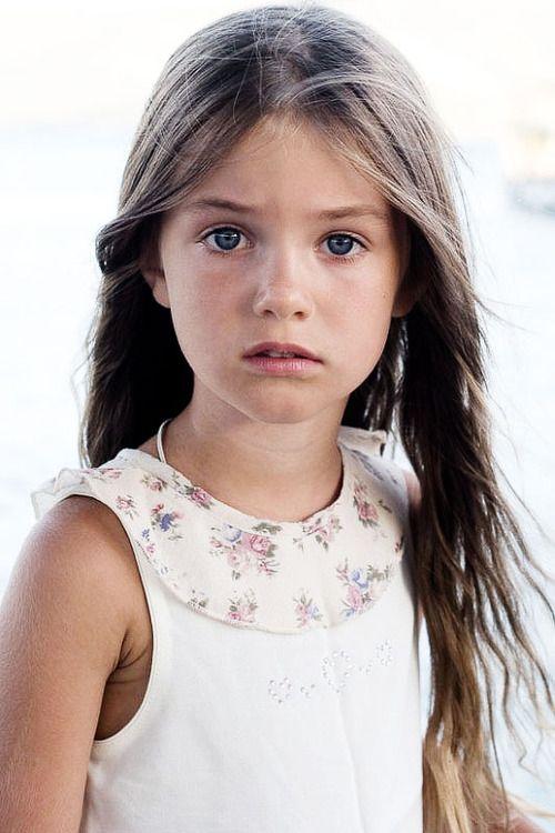 Mini Models Cute Baby Photos Girls Kinder Girl