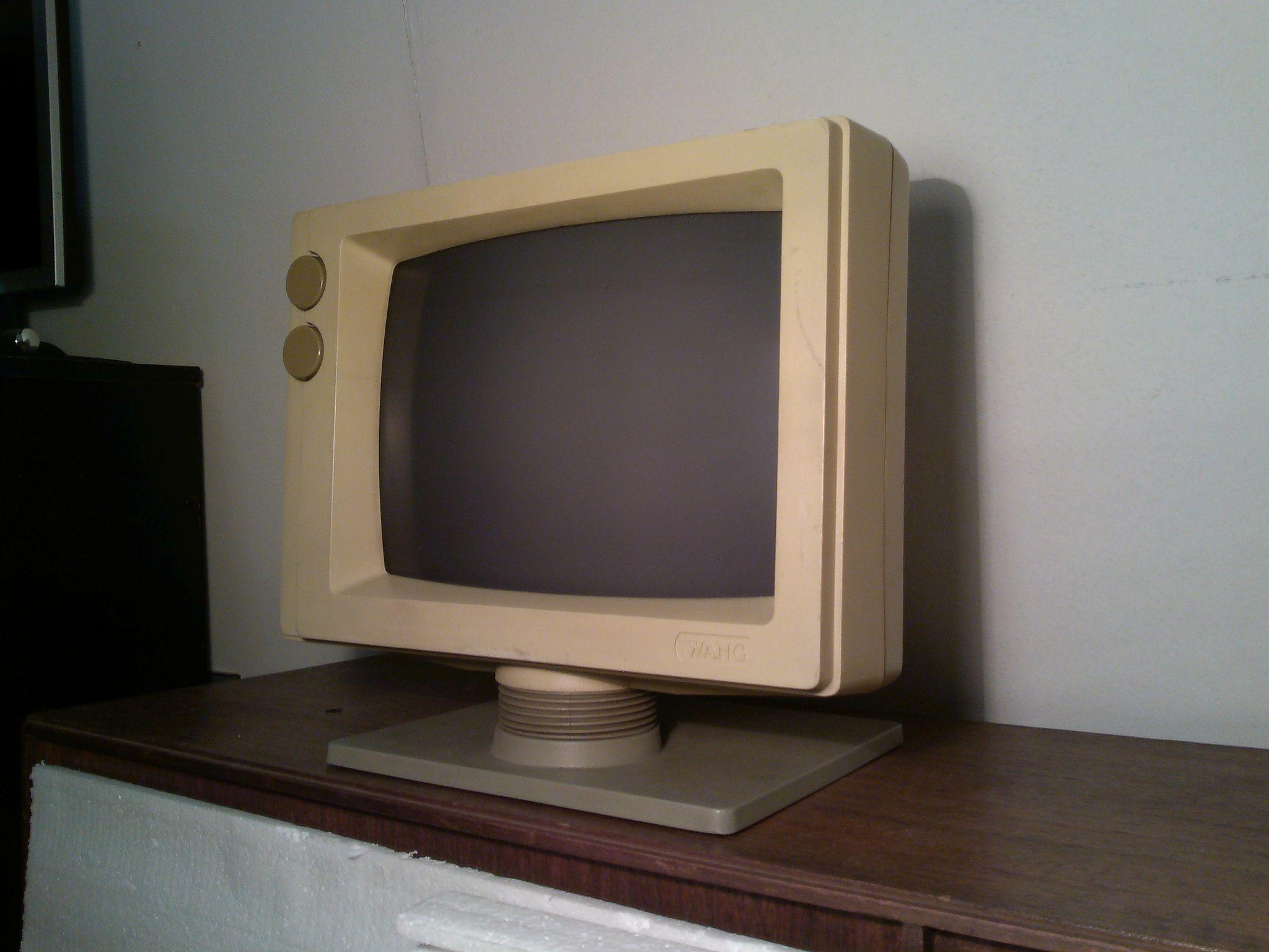Wang Monitor Box Tv Monitor