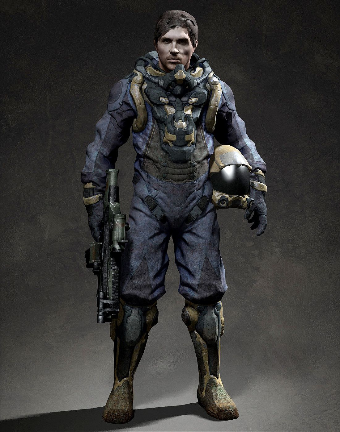 15++ Space soldier info