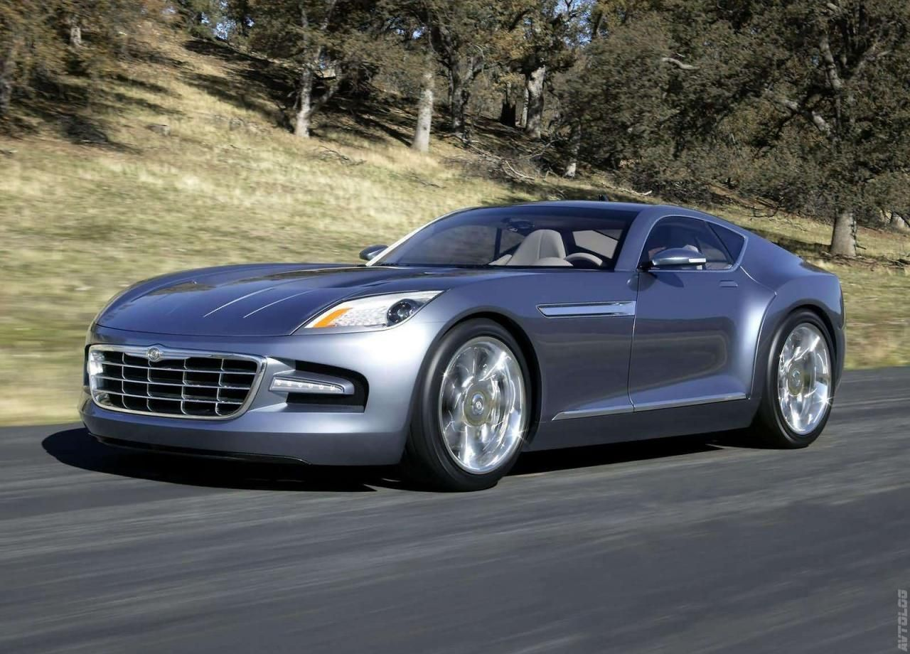 2005 Chrysler Firepower Concept Concept cars, Chrysler