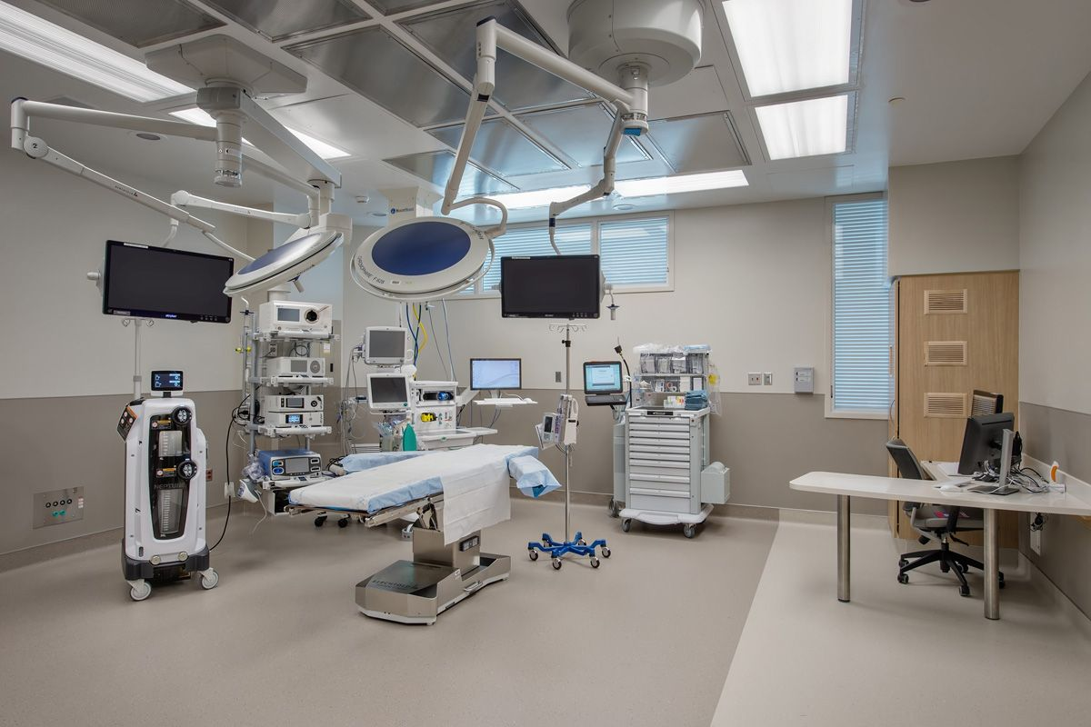 Cdh Partners Vinings Surgery Center 12125 N109 Recovery Room Patient Room Surgery Center