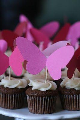 Week of Menus: Fancy Nancy 6th Birthday Party: Menu and Party Planning Ideas