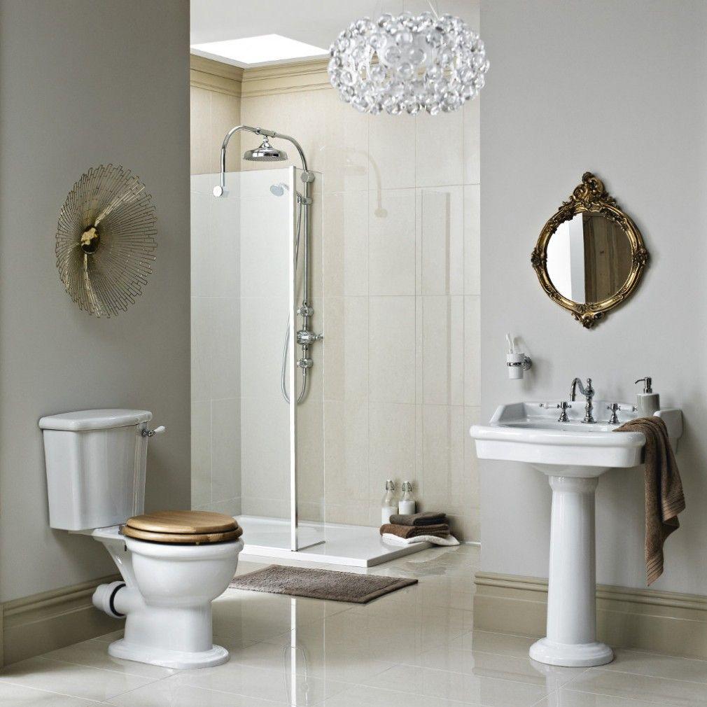 Tecaz bathroom suites - Tecaz Webshop Heritage New Victoria Shower Suite