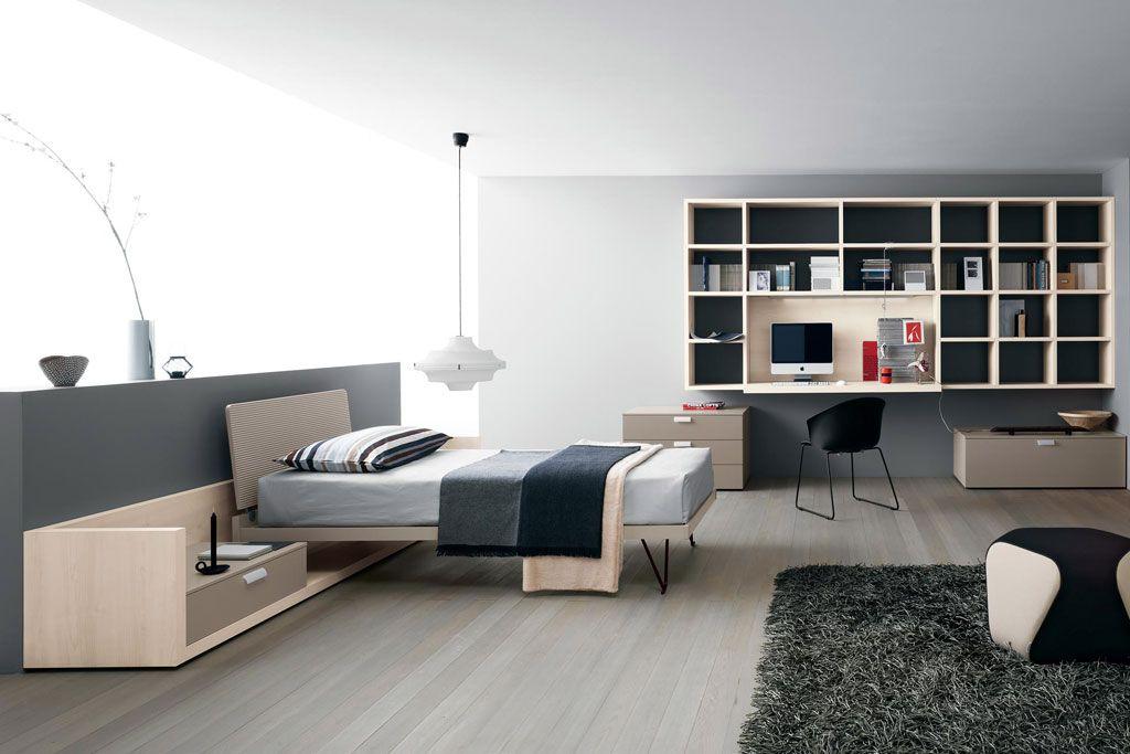 Dormitorio minimalista13 recamaras - Dormitorios juveniles minimalistas ...