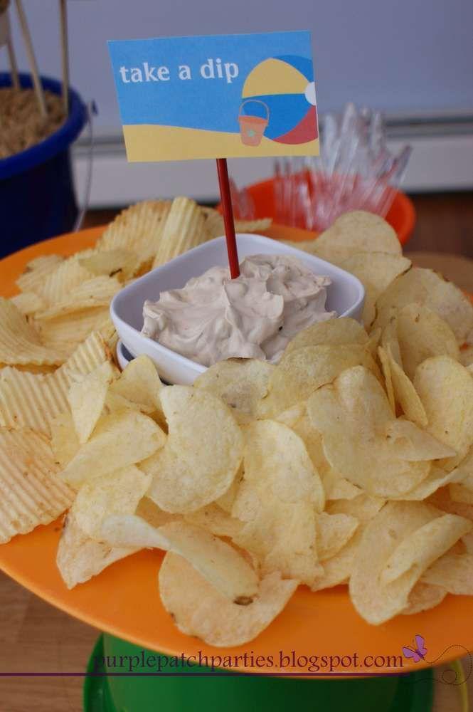 Roaming Gnome Beach Party Birthday Party Ideas | Tricios