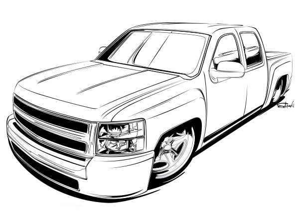 Coloring Pages To Enjoy With Your Kids Cars Coloring Pages Truck Coloring Pages Coloring Pages