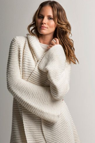 Knit A Classic Cable Sweater Free Knitting Pattern Knit