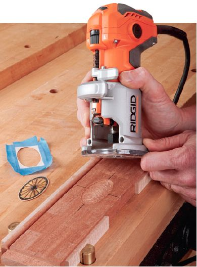 10 Workshop Uses For A Trim Router Router Techniques For