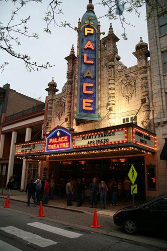 The Palace Theatre Louisville Louisville Palace Historic Theater Louisville Ky