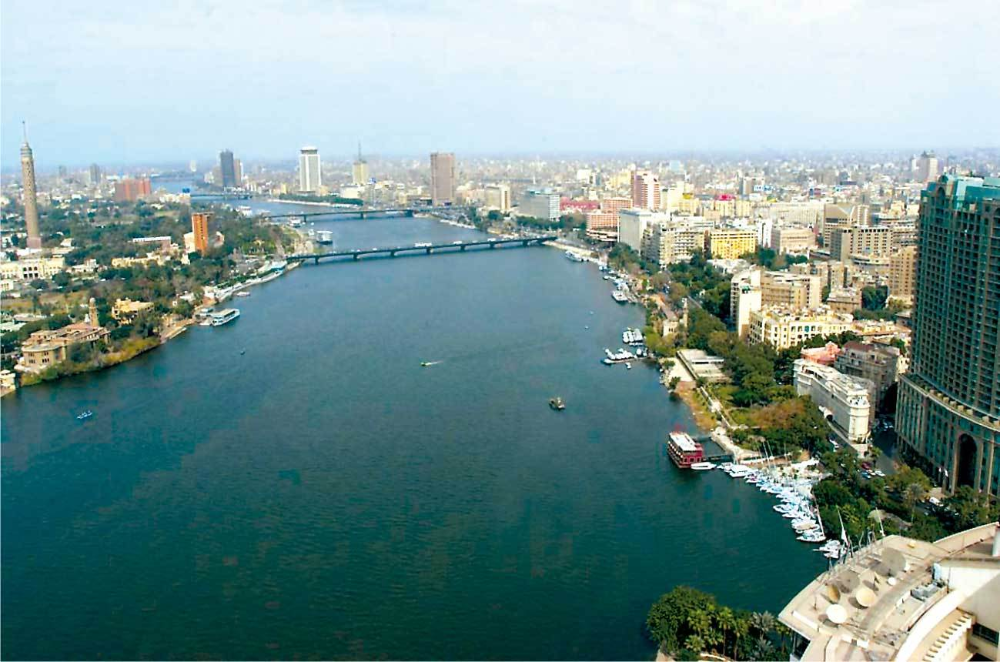 بحث عن نهر النيل الذي يعد أطول الأنهار River Nile River Nile
