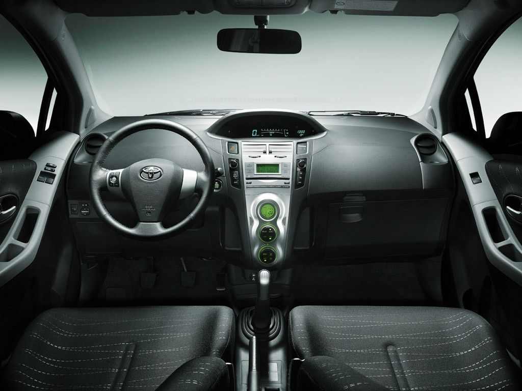 Yaris Interior Yaris Toyota Interior