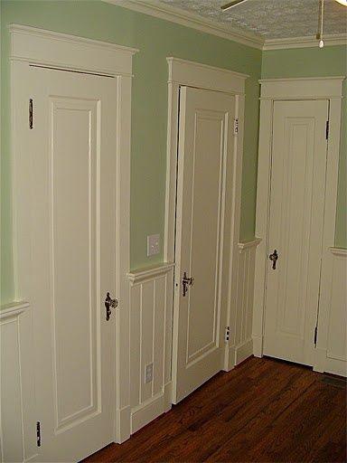 Closet Door Casing And Molding