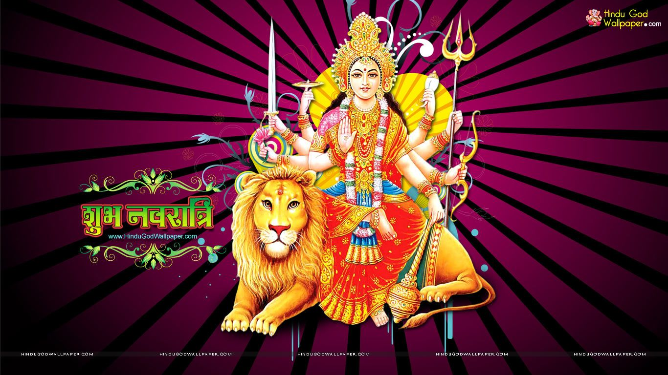 Wallpaper download navratri - Navratri Mata Wallpaper Free Download