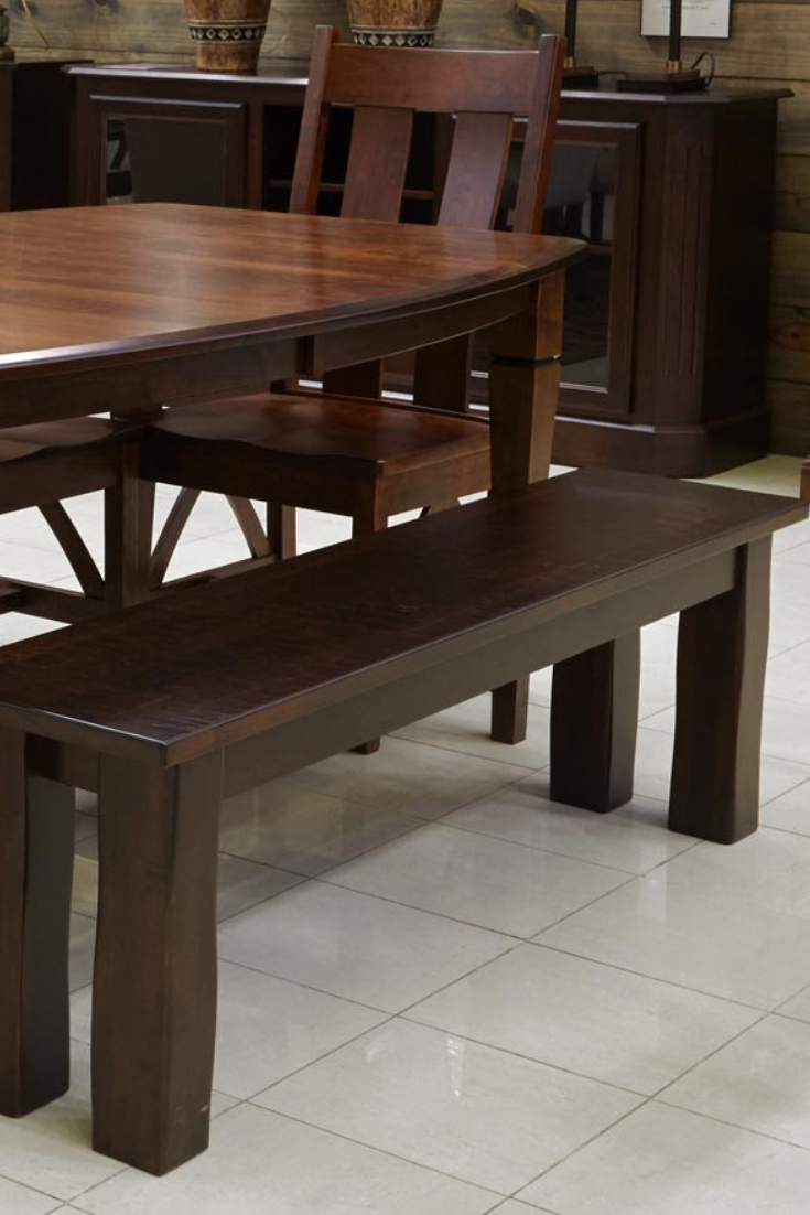 Solid Wood Beauty Like Gallery Furniture S Selection Of Tables
