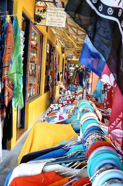 DESCUBRE TU MUNDO: Destino: las espectaculares Islas Seychelles -  mercado tipico