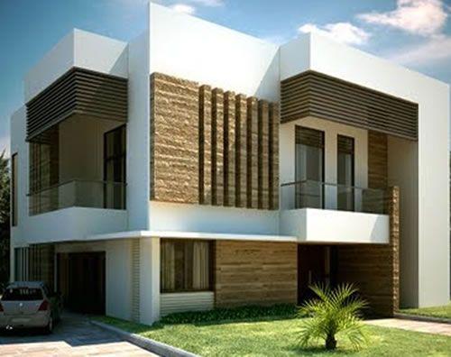 30 Contemporary Home Exterior Design Ideas - Page 3 of 28 ...